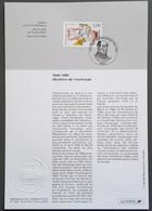 FDC Sur Document - YT N°3148 - ABOLITION DE L'ESCLAVAGE - 1998 - FDC