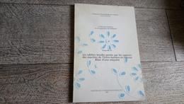 Tabliers Brodés Par Les Sapeurs Des Marches De L'entre Sambre Et Meuse Broderie Folklore Art Populaire 1981 - Mode