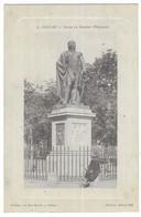 """Gaillac La Statue Du Général D' Hautpoul Edition """" Au Bon Marché """", Gaillac Cliché G. Aillaud, Albi - Gaillac"""