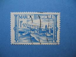 Perforé Perfin Maroc, Perforation :   BEM 5   à Voir - Morocco (1891-1956)