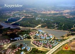 AK Myanmar Naypyidaw Aerial View Burma New Postcard - Myanmar (Burma)