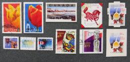 CANADA - 2002 - Lot Oblitérés 2002 + YT 1950 ** - Used Stamps
