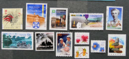 CANADA - 2004 -Lot Oblitérés 2005 + YT 2141 ** - Used Stamps