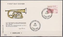 Grönland 1983 FDC Nr.146 250.Jahrestag Ankunft Der Herrnhuter Missionare Auf Grönland ( D 3188) Günstige Versandkosten - FDC