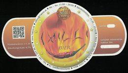 Autriche Etiquette Bière Beer Label 7 Stern Bräu Chilli Bier - Cerveza