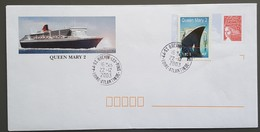 FDC 2003 - YT N°3631 - QUEEN MARY 2 - SAINT BREVIN - FDC