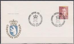 Grönland 1984 FDC Nr.151 50.Geb. Prinz Henrik ( D 3933) Günstige Versandkosten - FDC