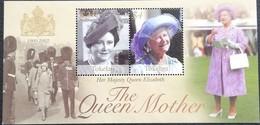 Tokelau  2002 Queen Mother Elizabeth S/S - Tokelau