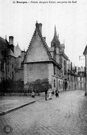 B56813 Cpa 18 Bourges -  Palais Jacques Coeur - Bourges