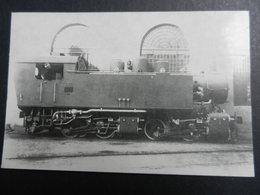 19926) LOCOMOTIVA GR 442 54 FERROVIE ERITREA  ARCHIVIO STORICO ANSALDO GENOVA  NON VIAGGIATA - Trains