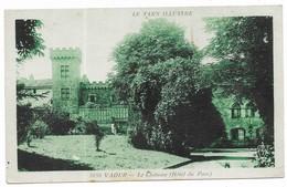 Vaour Le Chateau (Hotel Du Parc) - Vaour