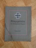 BEVERLOO Brochure Leopoldsburg Limburg 1914 1915 Duitse Bezetting Beverlo Dragoner Hessen 25 Kavallerie Brigade - Guerre 1914-18