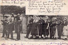 B56818 Cpa Les Chansons De Jean Rameau, Les Noces De Nout'gas - France