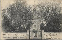 Audregnies   *  Pensionnat St. Bernard - Quiévrain
