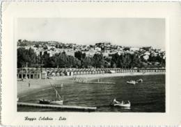 REGGIO CALABRIA  Lido  Spiaggia  Stabilimenti - Reggio Calabria