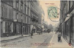 TOUT PARIS: N°225  RUE RICHARD LENOIR - EDITION F.FLEURY - France