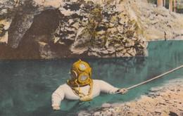 Macocha , Blansko , Potápěč , Diver , Taucher , Plongeur , Abyss - Cave , Abysse - Grotte , Abgrund - Höhle - Tschechische Republik