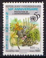 Madagascar Used Stamp Michel 1789 - Madagascar (1960-...)