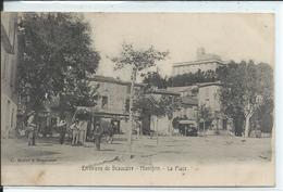 Montfrin , La Place ,environs De Beaucaire - France