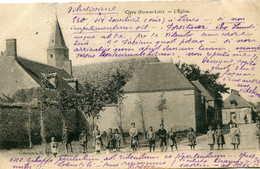 CIVRY   =  L' église      664 - Other Municipalities