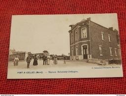 PONT-à-CELLES   -  Maison Delannoy-Dehayes  -  1908 - Pont-à-Celles