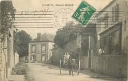 SAINT MARTIN De BRETHENCOURT-maison Massé - Francia