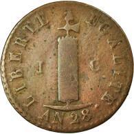 Monnaie, Haïti, Centime, 1830, TB, Cuivre, KM:A21 - Haiti
