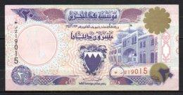622-Bahrain Billet De 20 Dinars, Coupure 5 Mm En Haut, Faux ? - Bahrain