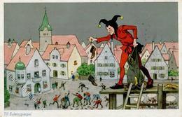 BAUMGARTEN, Fritz TILL EULENSPIEGEL (1537/1) I-II - Baumgarten, F.