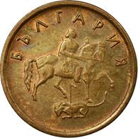 Monnaie, Bulgarie, 2 Stotinki, 2000, TB+, Brass Plated Steel, KM:238a - Bulgarie