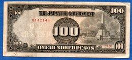 Philippines-  100 Pesos  Série 10 - état  TB+ - Philippines