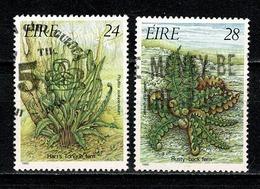 Eire 1986  Yv & T 589/590, Mi 586/587 Used - 1949-... République D'Irlande