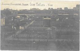 SAINT OUEN: JARDINS OUVRIERS LEON THELIER - Saint Ouen