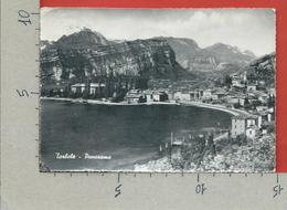 CARTOLINA VG ITALIA - TORBOLE (TN) - Panorama - 10 X 15 - ANN. 1964 - ITALIA AL LAVORO - BASILICATA £ 35 - Trento