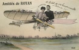 Royan - Souvenir De La Ville - Royan