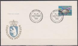 Grönland 1985 FDC Nr.162  Meeresfauna ( D 5043 ) Günstige Versandkosten - FDC