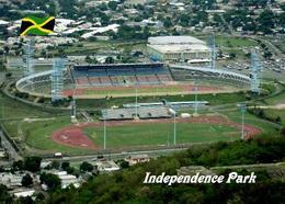 Jamaica Independence Park Stadium New Postcard Jamaika Stadion - Jamaïque