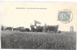 QUERRIEU: LA RENTREE DES RECOLTES - France