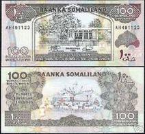 SOMALIA / SOMALILAND. 100 SHILLINGS. 1994. Pick 5. UNC/NEUF - Somalië