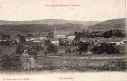 COLROY-LA-GRANDE VUE GENERALE - Colroy La Grande