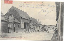 PROYART: RUE DE LA CHAPELLE - France