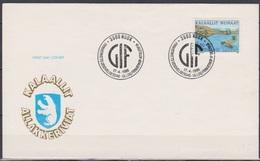 Grönland 1986 FDC Nr.164  Sporthilfe ( D 5058 ) Günstige Versandkosten - FDC