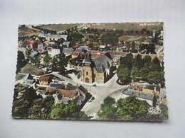CP Dun Sur Auron - Vue Aérienne - Dun-sur-Auron