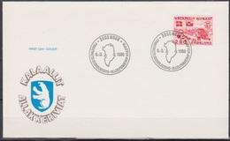 Grönland 1986 FDC Nr.163 Eigene Posthoheit Grönlands ( D 5057 ) Günstige Versandkosten - FDC