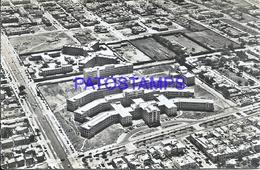 111006 PERU LIMA HOSPITAL MILITAR Y AL FONDO EL DE POLICIA VISTA AEREA 17015 POSTAL POSTCARD - Peru