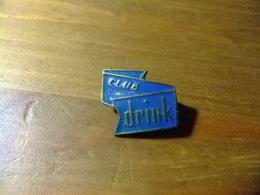 PIN Club DRINK - Alimentación