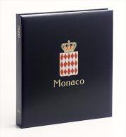 DAVO LUXE ALBUM ++ MONACO PRINS ALBERT I 2006-2015 COLOR ++ 10% DISCOUNT LIST PRICE!!! - Albums Met Klemmetjes