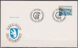Grönland 1986 FDC Nr.164 Sporthilfe ( D 5983 ) Günstige Versandkosten - FDC