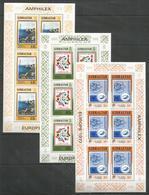 6x GIBRALTAR - MNH - Europa-CEPT - History - 1977 - Europa-CEPT
