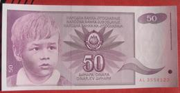 50 Dinara 1990 (WPM 104) - Jugoslawien